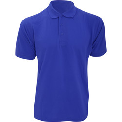 Textiel Heren Polo's korte mouwen Kustom Kit Klassic Koningsblauw