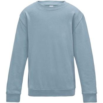Textiel Kinderen Sweaters / Sweatshirts Awdis JH30J Hemelsblauw