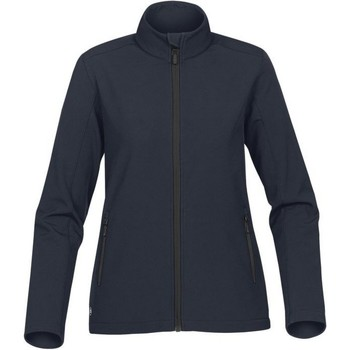 Textiel Dames Wind jackets Stormtech Softshell Marine/Carbon