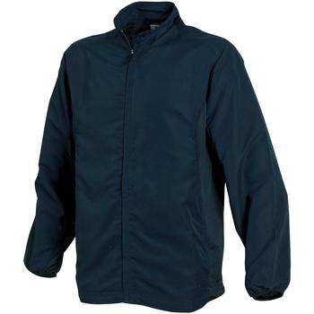 Textiel Heren Windjacken Tombo Teamsport TL046 Marine/Navy/Navy