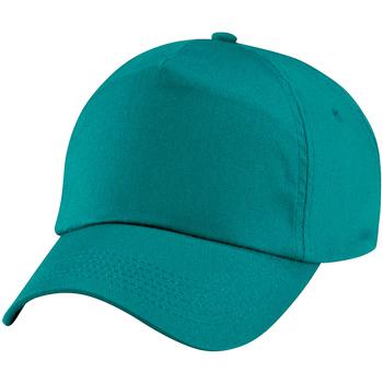 Accessoires Kinderen Pet Beechfield Baseball Smaragd