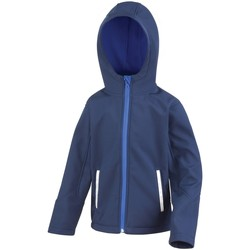 Textiel Kinderen Wind jackets Result Core Marine / Loyaal