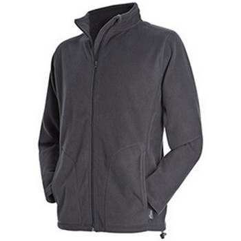 Textiel Heren Fleece Stedman Active Grijs