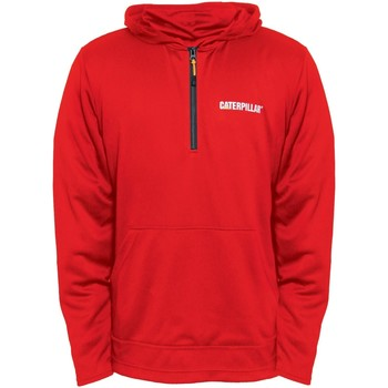 Textiel Heren Sweaters / Sweatshirts Caterpillar Guardian Roodtij
