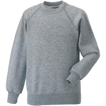 Textiel Kinderen Sweaters / Sweatshirts Jerzees Schoolgear Raglan Licht Oxford