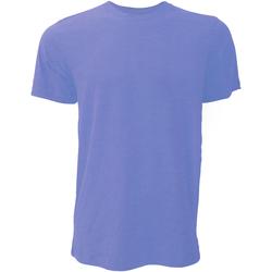 Textiel Heren T-shirts korte mouwen Bella + Canvas Jersey Heather Diep Teal