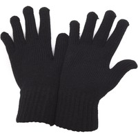 Accessoires Dames Handschoenen Universal Textiles  Zwart