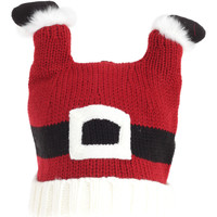 Accessoires Muts Universal Textiles Knitted Rood/Wit