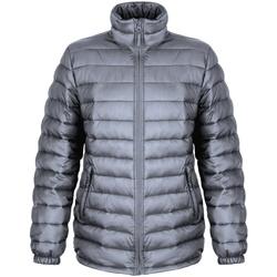 Textiel Dames Dons gevoerde jassen Result Ice Bird Vorstgrijs