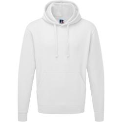 Textiel Heren Sweaters / Sweatshirts Russell Hooded Wit
