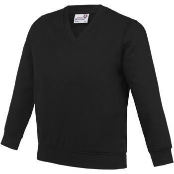 Textiel Kinderen Sweaters / Sweatshirts Awdis Just Cool Zwart