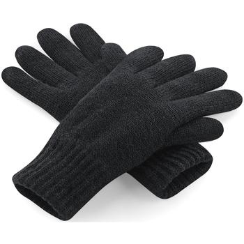 Accessoires Handschoenen Beechfield B495 Zwart
