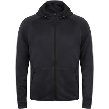 Textiel Heren Sweaters / Sweatshirts Tombo Teamsport Reflective Zwart