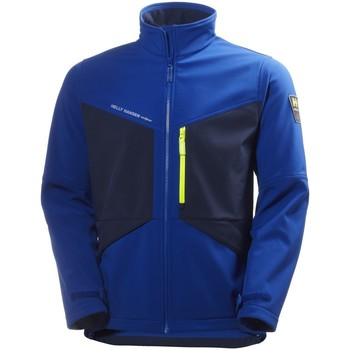 Textiel Heren Wind jackets Helly Hansen Softshell Egyptisch Blauw/Evening Blauw