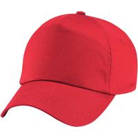 Accessoires Meisjes Pet Beechfield Original Helder rood