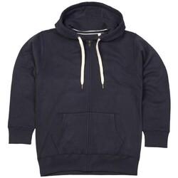 Textiel Dames Sweaters / Sweatshirts Mantis Hooded Donkere marine
