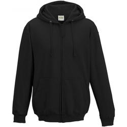 Textiel Heren Sweaters / Sweatshirts Awdis JH050 Jet Zwart