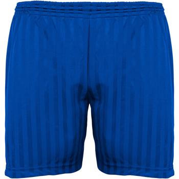 Textiel Kinderen Korte broeken / Bermuda's Maddins Stripe Koninklijk