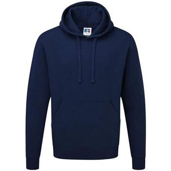 Textiel Heren Sweaters / Sweatshirts Russell Hooded Franse marine