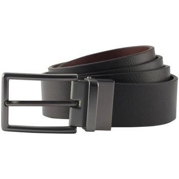 Accessoires Heren Riemen Asquith & Fox Two-Way Zwart/Bruin