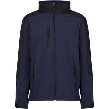 Textiel Heren Wind jackets Regatta TRA654 Marineblauw