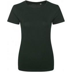Textiel Dames T-shirts korte mouwen Ecologie Organic Fles