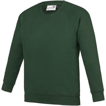 Textiel Kinderen Sweaters / Sweatshirts Awdis Academy Smaragd