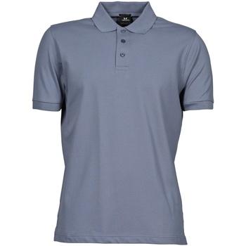 Textiel Heren Polo's korte mouwen Tee Jays Stretch Vuursteen