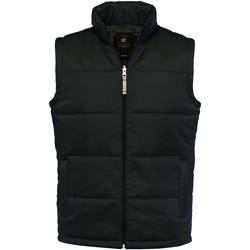 Textiel Heren Vesten / Cardigans B And C JM930 Zwart