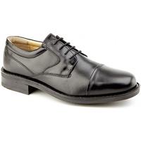 Schoenen Heren Derby Roamers Formal Zwart
