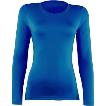 Textiel Dames T-shirts met lange mouwen Rhino  Koninklijk