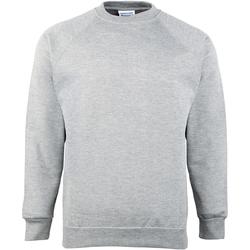 Textiel Kinderen Sweaters / Sweatshirts Maddins  Oxford Grijs