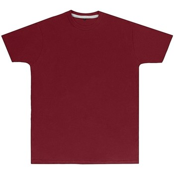 Textiel Heren T-shirts korte mouwen Sg Perfect Bourgondië
