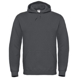 Textiel Dames Sweaters / Sweatshirts B And C Hooded Antraciet