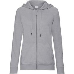 Textiel Dames Sweaters / Sweatshirts Russell J284F Zilveren mergel