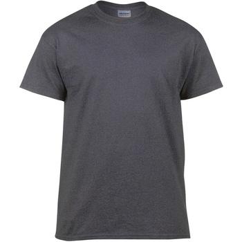 Textiel Heren T-shirts korte mouwen Gildan Heavy Tweed