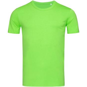 Textiel Heren T-shirts korte mouwen Stedman Stars Morgan Groen
