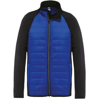 Textiel Heren Trainings jassen Kariban Proact Proact Donker koninklijk/zwart