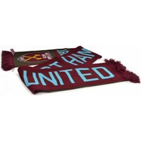 Accessoires Sjaals West Ham United Fc  Rood/Blauw