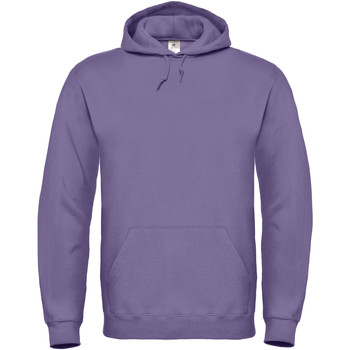 Textiel Dames Sweaters / Sweatshirts B And C Hooded Duizendjarige Lila
