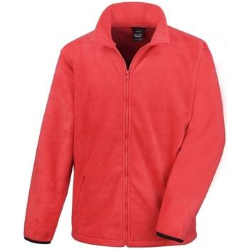 Textiel Heren Fleece Result Fashion Fit Vlamrood