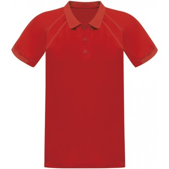 Textiel Heren Polo's korte mouwen Regatta RG524 Klassiek rood