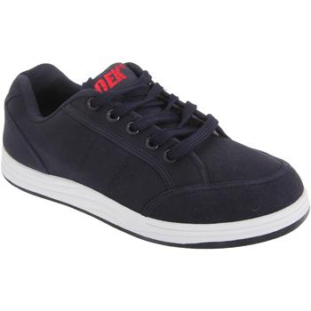 Schoenen Heren Lage sneakers Dek Charlie Marineblauw