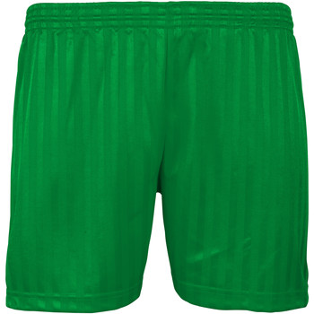 Textiel Kinderen Korte broeken / Bermuda's Maddins Stripe Kelly Groen