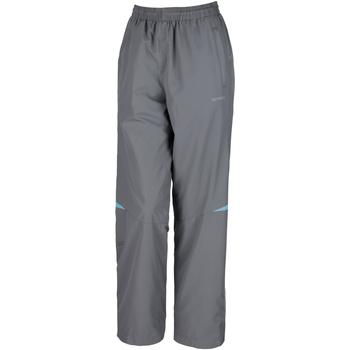 Textiel Dames Trainingsbroeken Spiro Micro-Lite Grijs/Aqua