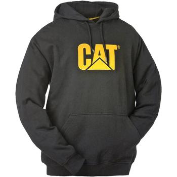 Textiel Heren Sweaters / Sweatshirts Caterpillar Hooded Zwart
