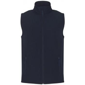 Textiel Heren Vesten / Cardigans Prortx Soft Shell Marine