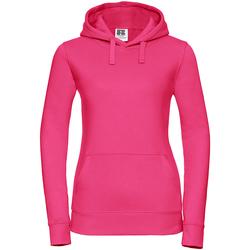 Textiel Dames Sweaters / Sweatshirts Russell Premium Fuchsia