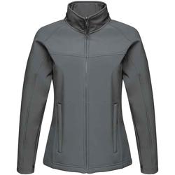 Textiel Dames Windjacken Regatta RG151 Afdichting Grijs