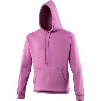 Textiel Sweaters / Sweatshirts Awdis College Pinky Paars